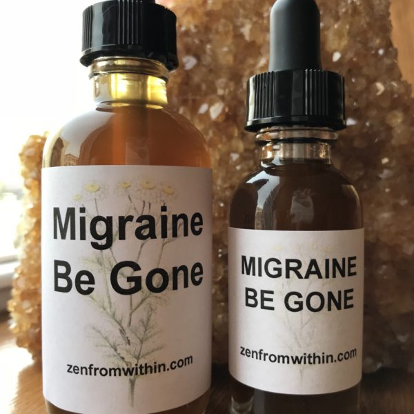 migraine be gone '18